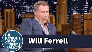 Mix - Will Ferrell Gets in on Jimmy's Summer of 'Stache