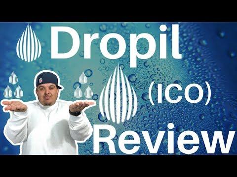 Dropil ICO Review 2018