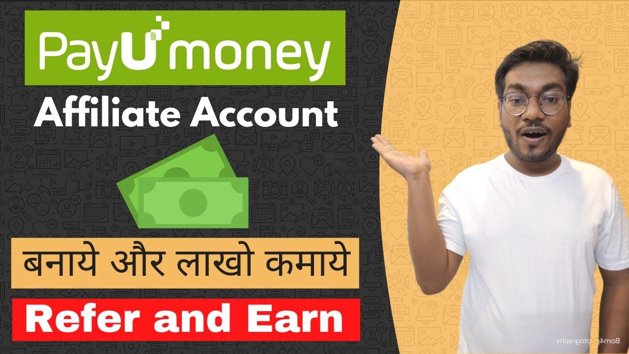 Earn Money From PayU Money   PayU Affiliate Partner Program   Make money online   PayU Merchant thumbnail