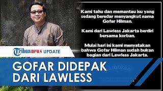 Ambil Aksi untuk Nyatakan Dukungan, Lawless Jakarta Depak Gofar Hilman: Kami Berdiri Bersama Korban