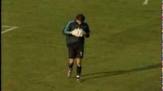 СУПЕРКУБОК УКРАИНЫ-2004. Серия пенальти, часть 2