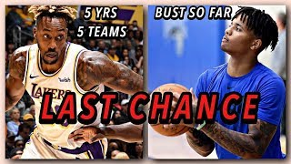 These NBA Players Have One Last Chance
