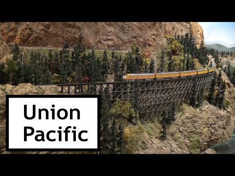 Union Pacific Days at the Colorado Model Railroad Museum
