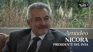 Amadeo Nicora - Presidente del INTA