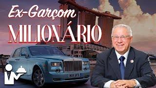 Ex-Garçom Milionário - Mário Gazin (#vireimilionario)