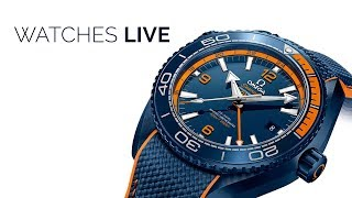 Watches Live: Rolex, Omega, Breitling: The Big Three Of Luxury Watches