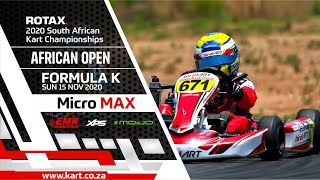 2020 African Open – Micro MAX