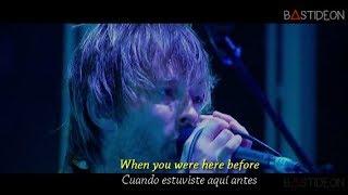 Radiohead - Creep (Sub Español + Lyrics)