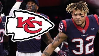 Tyrann Mathieu Signs with Chiefs!