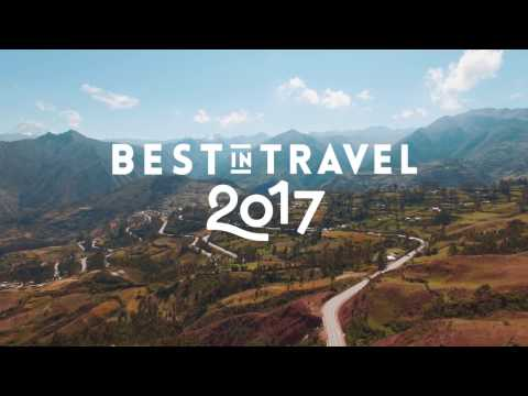 Video The best places in the world to travel to in 2017 - Lonely Planet