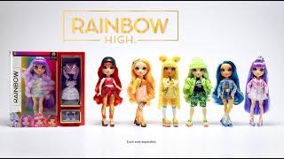 LOL Avery lėlytės mados studija | Rainbow High | MGA 571049E7C