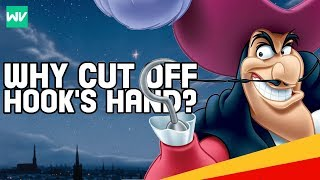 Why Did Peter Pan Cut Off Hook's Hand? | Disney Theory: Discovering Disney