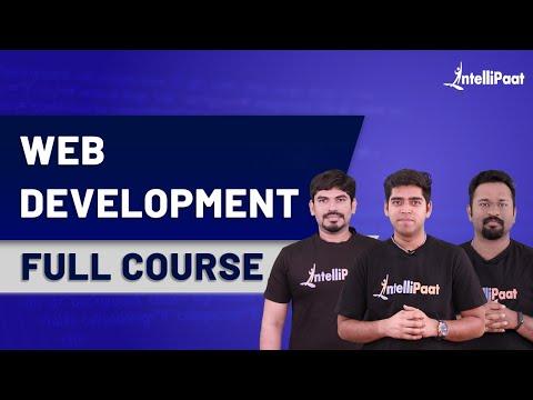 Learn Web Development   Web Development Course   Intellipaat ...
