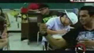 Los Super Reyes-Todavía videoclip