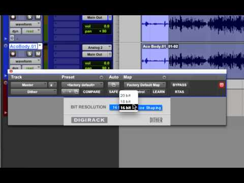 How to Bounce to Disk – HomeStudioCorner.com