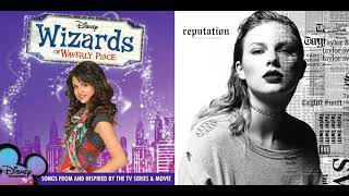 Selena Gomez & Taylor Swift - Everything is Not What it Seems & Look What You Made Me Do - Mashup