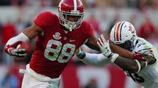 Giants should draft Alabama tight end O.J. Howard