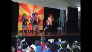Cute Kids (6 & 7 Year Old)  School Show 2013