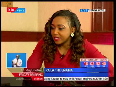 Raila Odinga speaks on promises made to single mothers