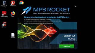 Descargar e instalar mp3 rocket para windows 7,8,10 ultima version