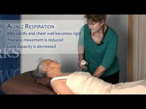 Geriatric Massage Techniques with Susan Salvo: Part 2 - YouTube