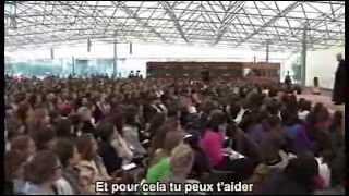 Le prélat encourage les étudiants du Congrès UNIV à prier pour le Pape