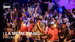 La Même Gang | Boiler Room x Ballantine's True Music Ghana