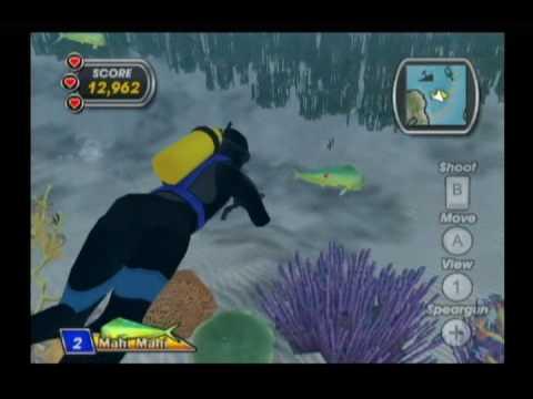 shimano xtreme fishing wii soluce
