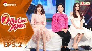 7 Nụ Cười Xuân   Tập 2 Full: Hari Won khiến cả nhà phát hoảng trong ngày đầu làm dâu (28/1/2018)