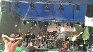 Video OnlyToo River Fest 7 Český Šternberk 2019 tábořiště u Karla