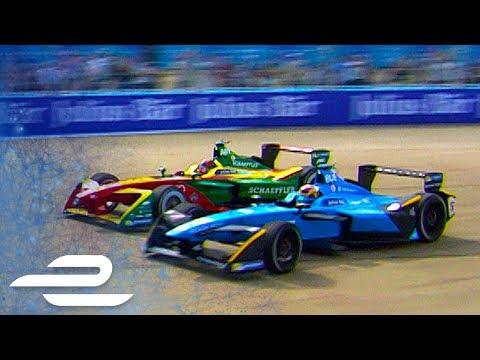 Top 5 Overtakes Compilation - Formula E Berlin ePrix 2017 (Race 1 & 2)