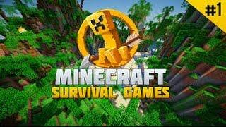 Minecraft Survival Games #1/hiç kazanamadık :( w/ umut topcuoğlu