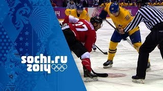 Ice Hockey - Sweden 0 - 3 Canada - Men's Full Gold Medal Match   Sochi 2014 Winter Olympics