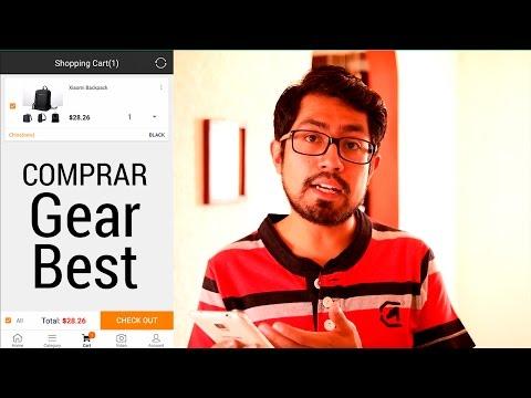 Cómo comprar en Gear Best + Aduanas + Impuestos
