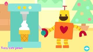 Мультики для детей МАЛЫШИ САГО МИНИ Мастерская строят и веселятся ИГРЫ для детей