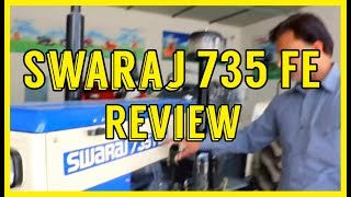 Swaraj 735 FE Review - Hindi Complete Video Review