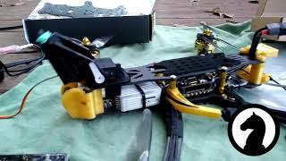 Choppergirl's Perfect Landings InFlight Adjustable UpTilt FPV Camera Build