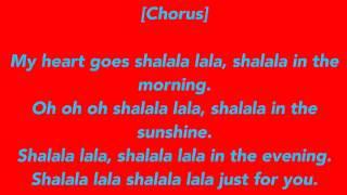 MUSIC 🎶 || Shalala lala - Vengaboys Lyrics