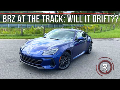 The 2022 Subaru BRZ Is A More Powerful & Capable Tail Happy Sports Car