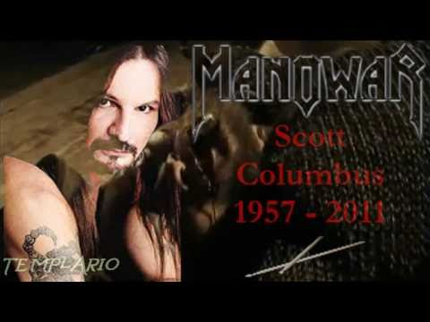 "Manowar - Hymn of the Immortal Warriors ""Tribute to Scott Columbus"""