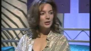Joanne Whalley interviewed on THE WORD 1991