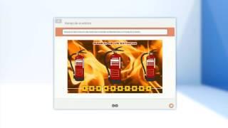 Vista previa youtube del vídeo 'Curso de ejemplo: Seguridad contra incendios'