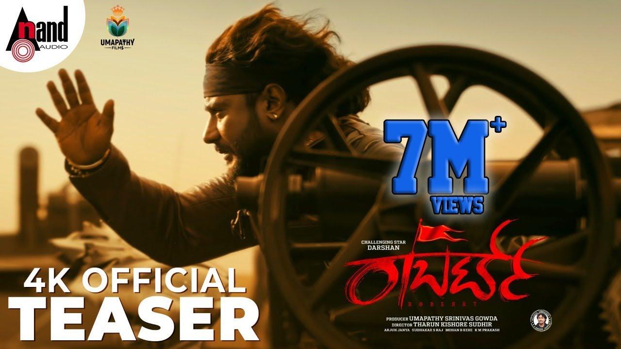 Roberrt (2020) Movie | Teaser | Star Cast & Crews | Roberrt Kannada Movie