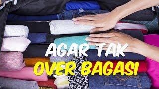 5 Tips Agar Terhindar dari Kelebihan Bagasi Saat Liburan, Gulung Pakaian hingga Pakai Kemasan Kecil