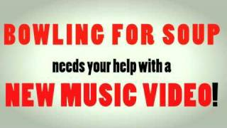 """The Bowling For Soup """"S-S-S-Saturday"""" Fan Video Contest"""