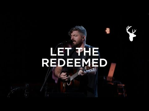 Let The Redeemed