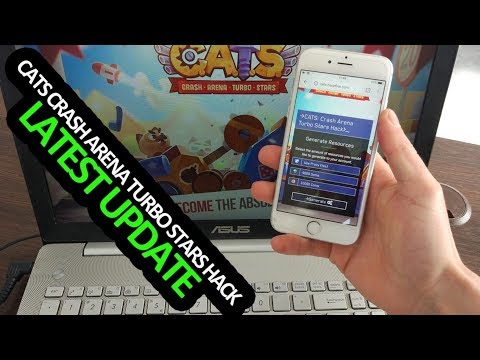 Crash Arena Turbo Stars Hack - How to Get Free Gems and Gold
