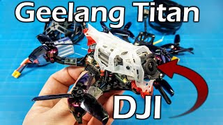 Geelang Titan // Micro DJI FPV // Titan vs VisWhoop