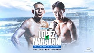 Fight Night Champion Теофимо Лопес - Масайоши Накатани