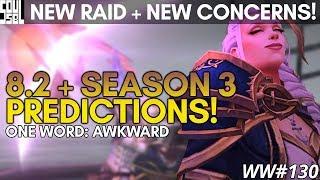 Will Season 2 Issues make Season 3 WORSE? Predictions, New PTR Build, Faction Transfer Drama!